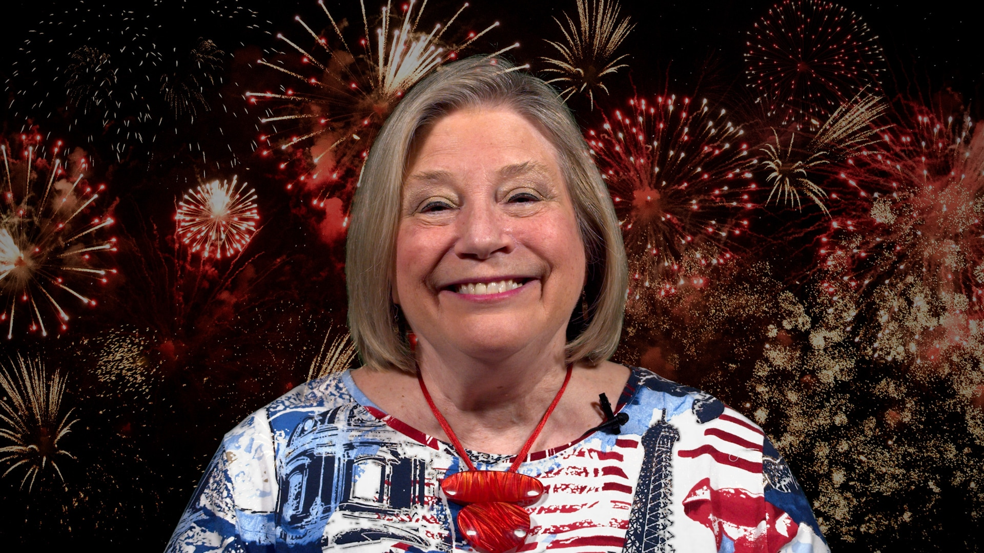 Diane Poole Heller 4th of July